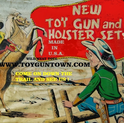 Who is Wild West Toys?
