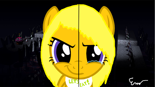 Who is toy chica mlp da woman?