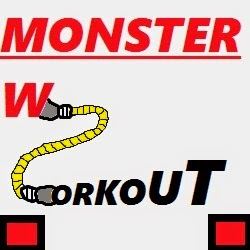 Who is MONSTER WORKOUT?