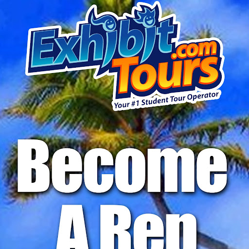 Who is Exhibit Tours?