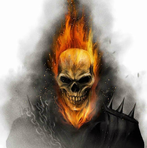 Who is Ghost Rider?
