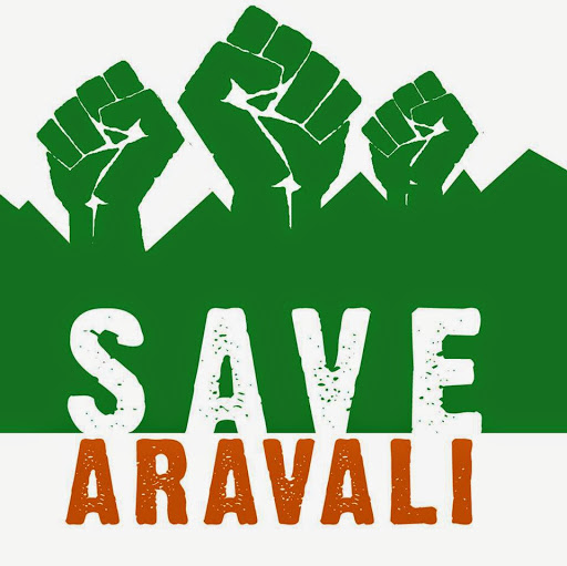 Who is Save Aravali?