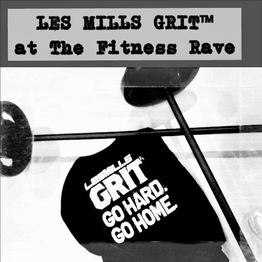 Who is GRIT at The Fitness Rave?