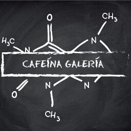 Who is Cafeina Galeria?
