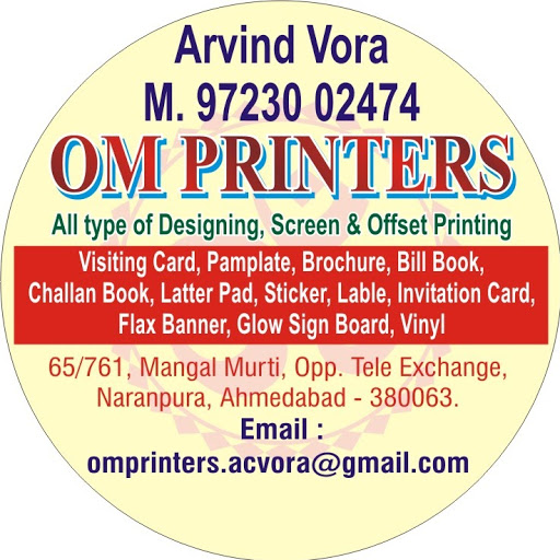 Who is arvind vora?