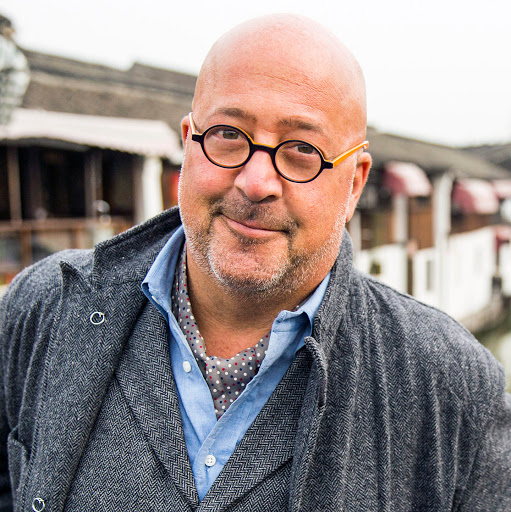 Who is Andrew Zimmern?