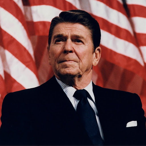 Ronald Reagan Fan Page instagram, phone, email
