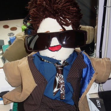 Who is Plushie Tenth Doctor?