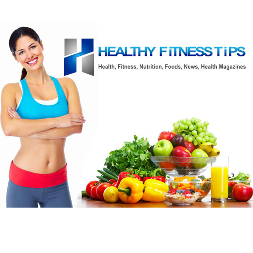 Who is Healthy Fitness Tips?