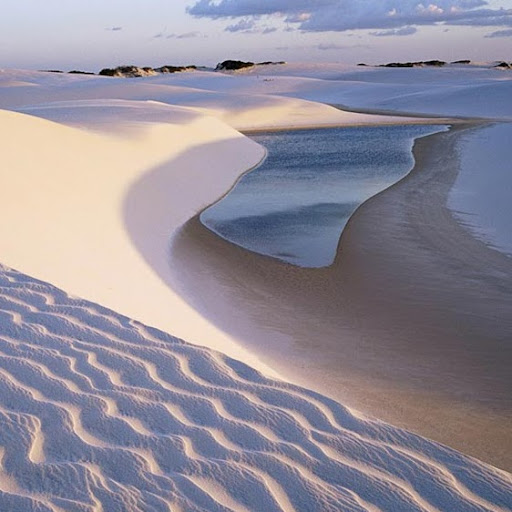 Who is Lençóis Maranhenses?