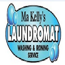 Who is Ma-Kelly's Laundromat?
