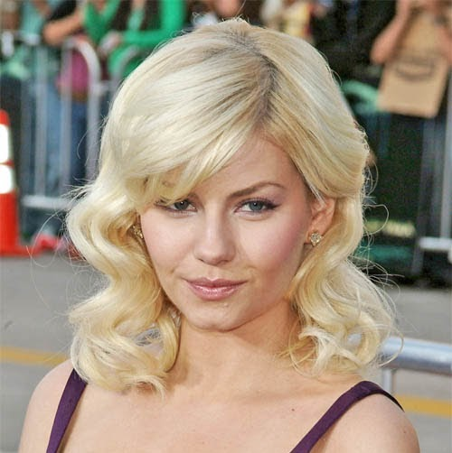 Who is Elisha Cuthbert?