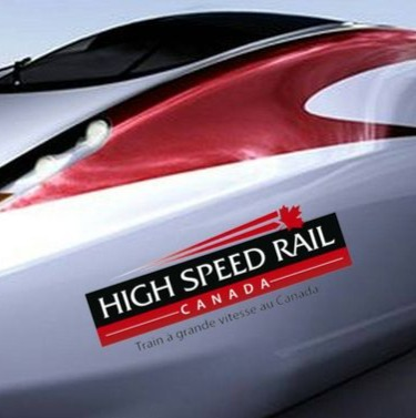 High Speed Rail Canada instagram, phone, email