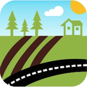 Who is The Farm Finders Luke and Brenna?