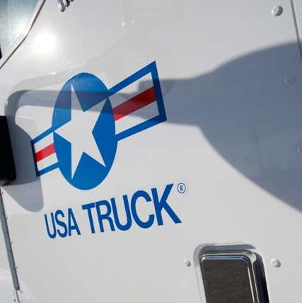 Who is USA Truck?