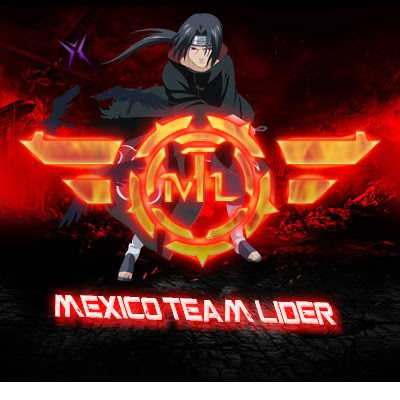 Who is MEXICO TEAM LIDER?