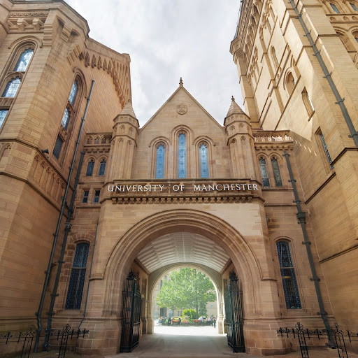 Who is The University of Manchester?