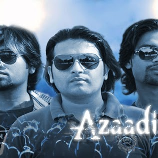 Who is Azaadi The Band?