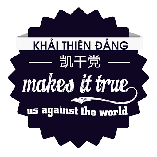 Who is Khải Thiên Đảng Makes It True?