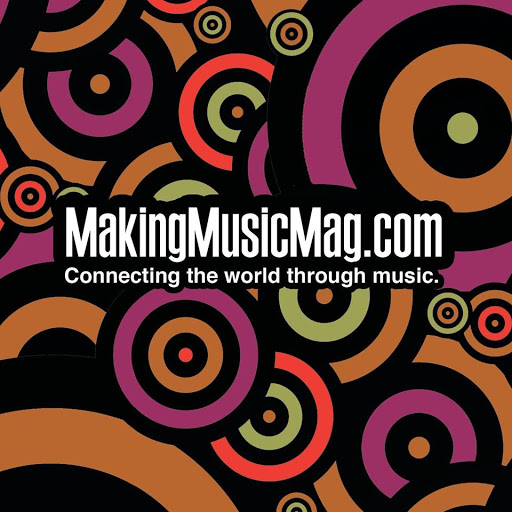 Who is Making Music magazine?