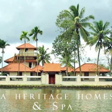 Who is MARIA HERITAGE HOMES?