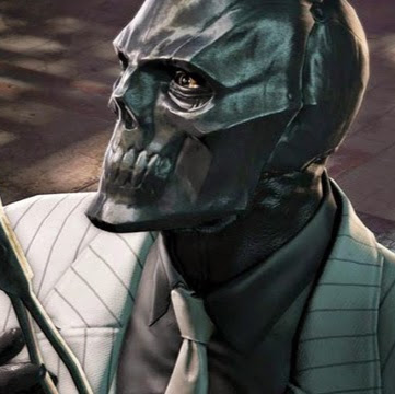 Who is Black Mask?