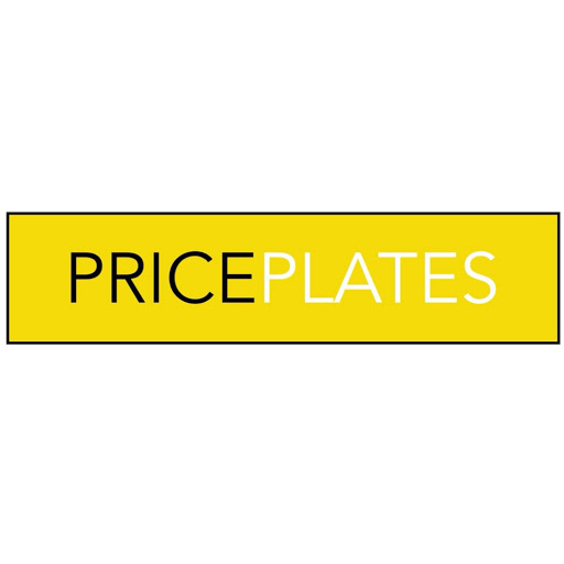 Price Plates instagram, phone, email