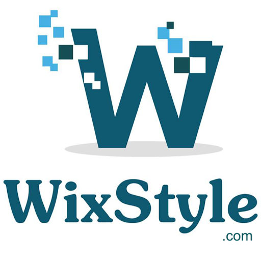 Wix Style about, contact, instagram, photos