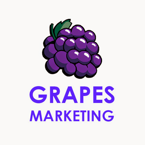 Grapes Marketing instagram, phone, email