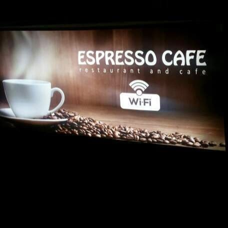 Who is cafe espresso?