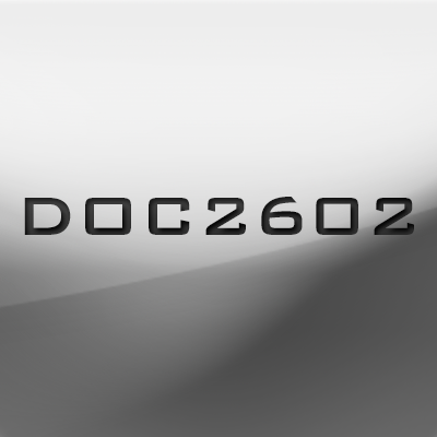 Who is DOC2602?
