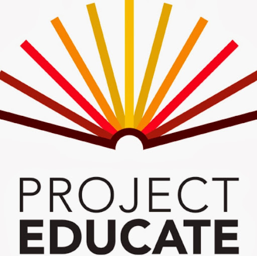Project EDUCATE instagram, phone, email