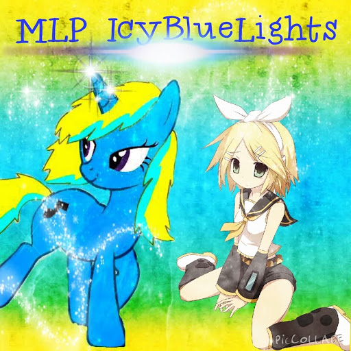 Who is MLP IcyBlueLights?