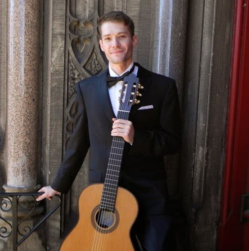 Who is Brian Streckfus (Classical Guitar)?