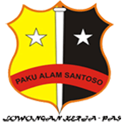 Who is PAKU ALAM SANTOSO?
