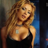 Who is Kristanna Loken?