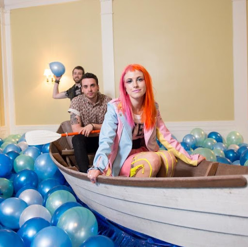 Who is Paramore Official?