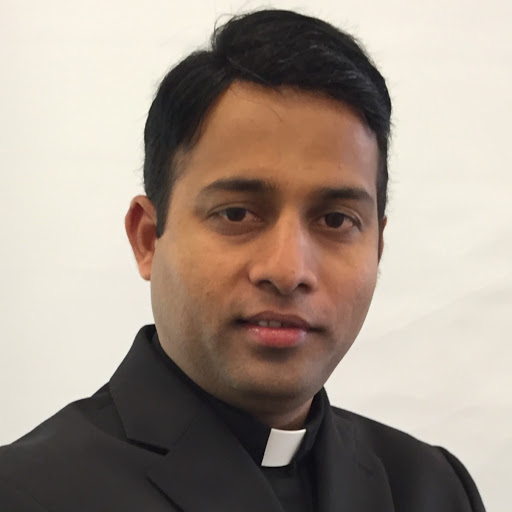 Who is fr.mathew Binesh?