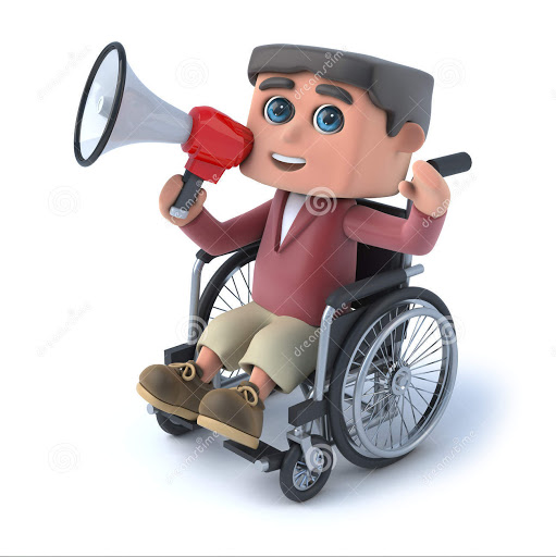 Who is Wheelchair Voices?
