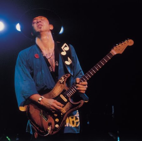 Who is Stevie Ray Vaughan?