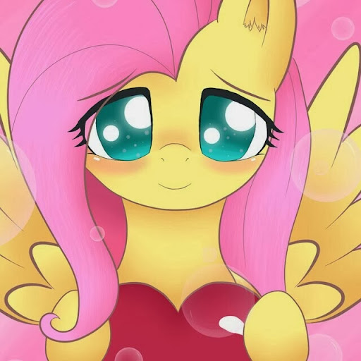 Who is Fluttershy love girl?