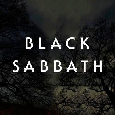 Black Sabbath instagram, phone, email
