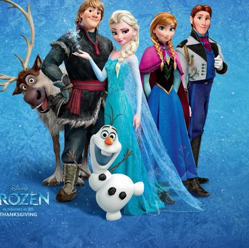 Frozen Disney movies photo, image