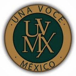 Who is Una Voce Mexico?