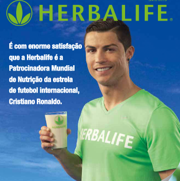 Who is Herbalife Rcardo de Albuquerque?