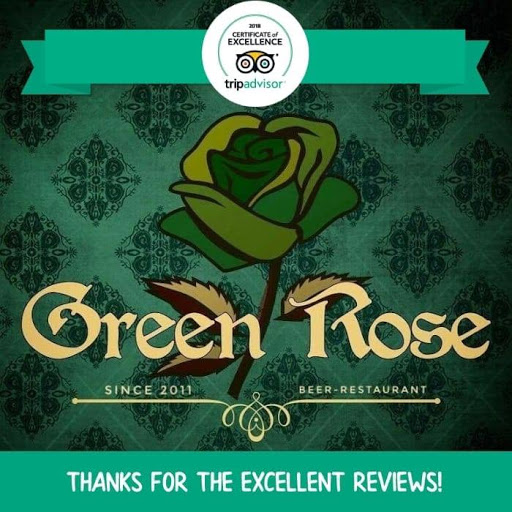 Who is Green Rose?