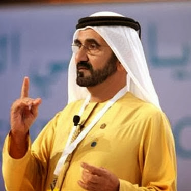 Who is His Highness Sheikh Mohammed bin Rashid Al Maktoum?