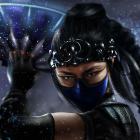 Kitana: Princess of Edenia