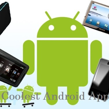 Who is Coolest Android App?
