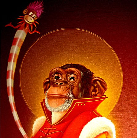 Who is Hanuman Sun Wu Kong?
